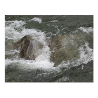 Raging River Post Card