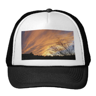 RAGING SKY photo by Barbara Griffin Trucker Hat