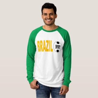 Raglan Brazil sport T-Shirt