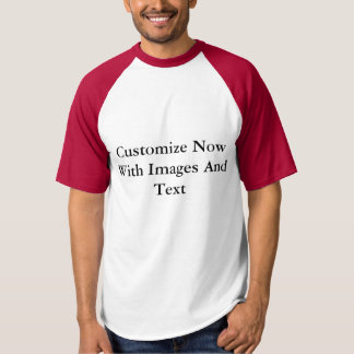 Raglan Shirts - Short Sleeve for men