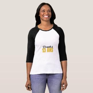 Raglan tee-shirt 3/4 handles PA13A T-Shirt