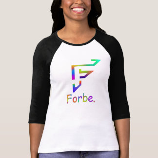 "Raglan with handles ""Colorful"" Forbe - Originals T-Shirt"