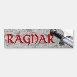 Ragnar Bumper Sticker