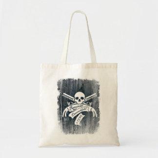 Ragnar Danneskjold Atlas Shrugged Tote Bag