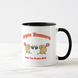 Ragnar Trail ATL mug