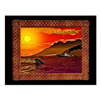 Ragnarok For Whales Postcard