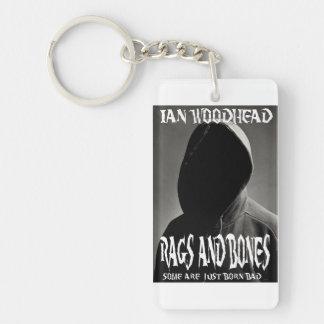 Rags and Bones key chain