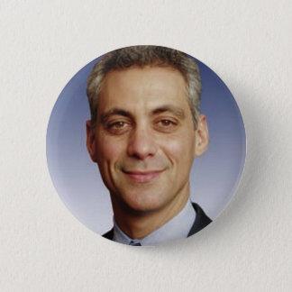 Rahm Emanuel for Mayor 6 Cm Round Badge