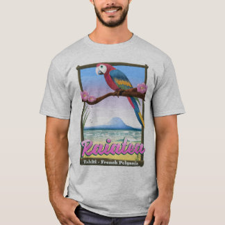 Raiatea Society Islands,Tahiti,French Polynesia. T-Shirt