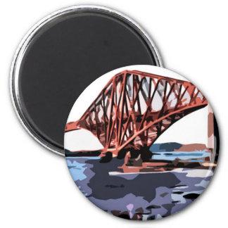 Rail1 Fridge Magnet