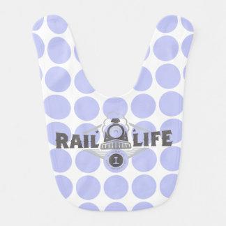 Rail Life™ Baby Bib