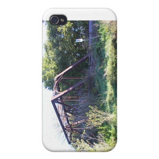 Railroad Bridge iPhone 4 Covers
