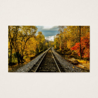 Railroad Business Cards