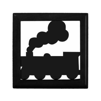 Railroad Train Gift Box