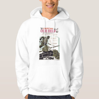 Railroads Need Our Help Hoodie