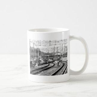 Rails way coffee mug
