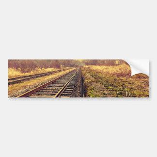 Railway Bumper Sticker