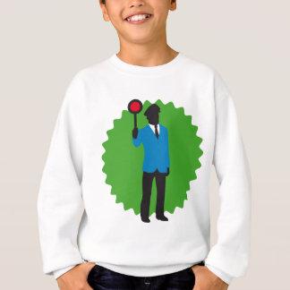railway conductor sweatshirt