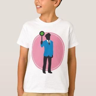 railway conductor T-Shirt