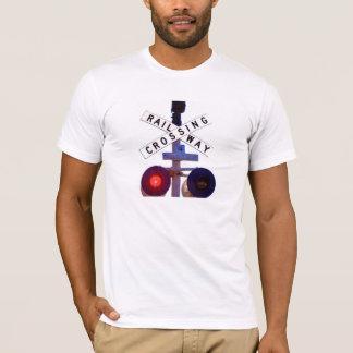 Railway Crossing Signal T-Shirt