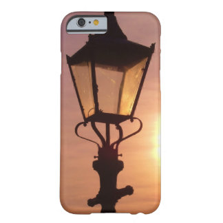 RAILWAY LANTERN SUNSET iPhone Case