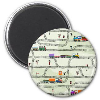 Railway Magnet