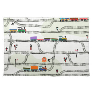 Railway Placemat