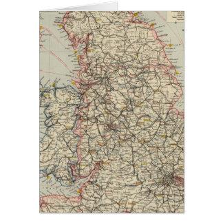 Railway, statistical England, Wales Card