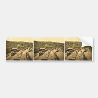 Railway Tan-y-Bwlch Festiniog i e Ffestiniog Bumper Stickers