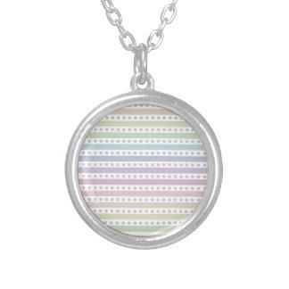 Raimbow Stripe necklace