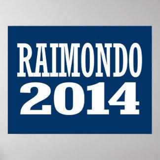 RAIMONDO 2014 PRINT