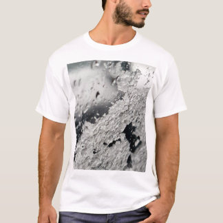 Rain and Snow on a Glass | T-Shirt