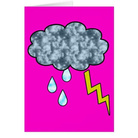rain card