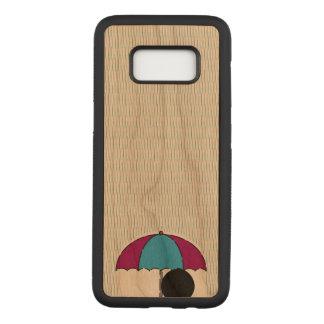 Rain Carved Samsung Galaxy S8 Case