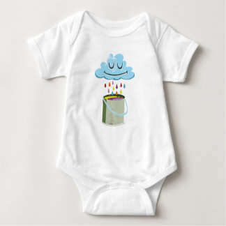 Rain Cloud Baby Bodysuit