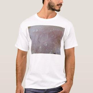Rain Drops On An Iris Petal T-Shirt