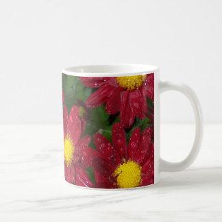 rain flower mug