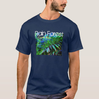 Rain Forest- Costa Rica T-Shirt