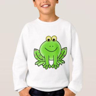 Rain forest Green Frog Sweatshirt