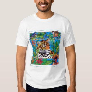Rain-Forest Jaguar T Shirt