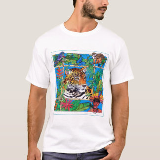 Rain-Forest Jaguar T-Shirt