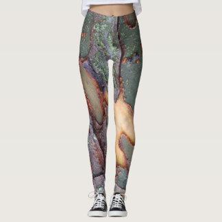 Rain forest leggings
