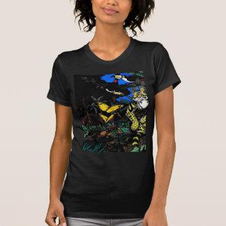 Rain Forest Ocelot T Shirts