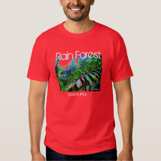 Rain Forest Tee Shirts