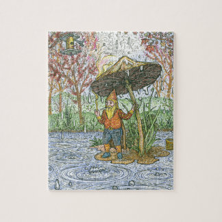 Rain Gnome Puzzle