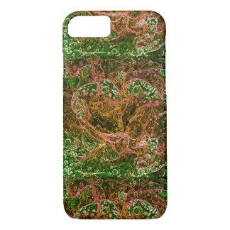 Rain in the garden iPhone 7 case
