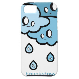 Rain Iphone 5 Cover by haunted zoo