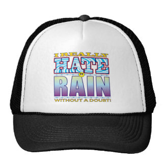 Rain Love Hate Cap