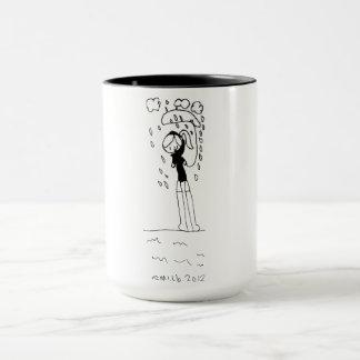 Rain - Mika 2012 collection Mug