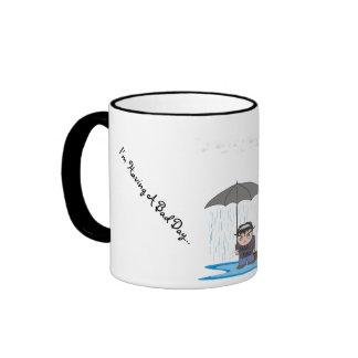 """""""Rain"""" Mug - A Bad Day Dude Design Mug"""